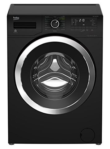 beko wmy 71433 pteb waschmaschine fl a 171 kwh 1400 upm 7 kg l schwarz watersafe. Black Bedroom Furniture Sets. Home Design Ideas