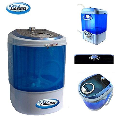 Aqua laser mini washing machine notsira for Amazon lavatrici
