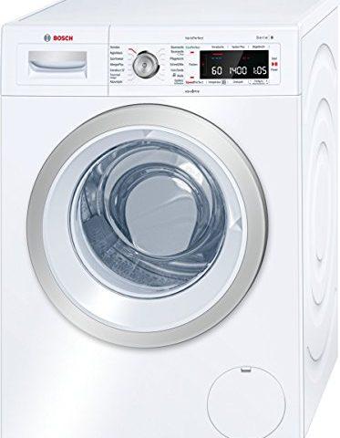 bosch waw28570 serie 8 waschmaschine fl a 196 kwh jahr 1360 upm 8 kg activewater. Black Bedroom Furniture Sets. Home Design Ideas