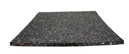 waschmaschinen antivibrations matte 600x600x10 mm notsira. Black Bedroom Furniture Sets. Home Design Ideas