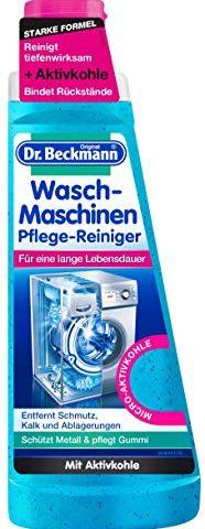dr beckmann waschmaschinen pflegereiniger 250ml notsira. Black Bedroom Furniture Sets. Home Design Ideas